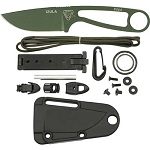 ESEE Izula OD Green with Kit