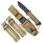 Gerber LMF II Infantry - Coyote Brown - with Sheath