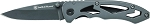 Smith and Wesson Frame Lock Drop Point Folding Knife (CK400)