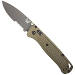 Benchmade Bugout Serrated Edge (535SGRY-1)