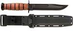 Ka-Bar USMC Fighting Utility Knife w/Hard Sheath(5017)